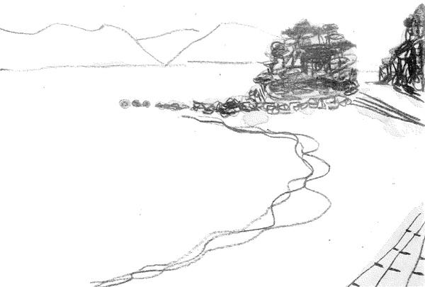 刈尾ビーチ